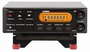 Uniden Bearcat UBC 355 CLT 25-960 MHz BASE SCANNER MARINE AIR