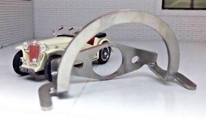 Lucas CW1 FW2 Windscreen Wiper Motor Stainless Steel Park MG Alvis Morgan