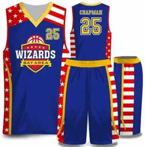 Customize Your Basket Ball Uniform in Your Style