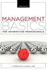 (Electronic Book) Management Basics for Information Professionals (3rd Edition)