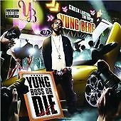 YUNG (YOUNG) BERG Young Boss or Die CD ALBUM  NEW - STILL SEALED
