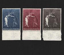 OPC 1968 Rep San Marino Set Sc#692-4 MNH