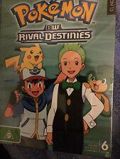 Pokemon season 15 only   cardboard   dvd  box  set