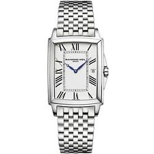 Raymond Weil  5597-ST-00300 Men's Tradition Silver Quartz Watch