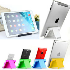 Universal Foldable Mobile Phone Desk Stand Holder For Tablet PC & iPhone & iPad