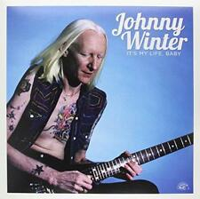 Johnny Winter - It's My Life Baby (NEW VINYL LP)