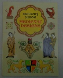 MEDIEVAL DESIGNS DI GREGORY MIROW 1997