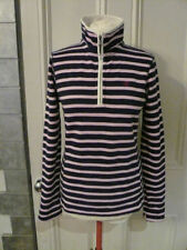 Striped Crew Clothing Cotton Hoodies & Sweats for Women