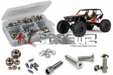 RC Screwz Stainless Steel Screw Kit for Axial Racing Wraith Rock Race #axi013