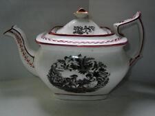 Porcelain/China Tea Pots Date-Lined Ceramics (Pre-c.1840)