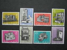 China 1966, S62, Mi. 927-934 ** postfrisch (91021)