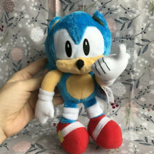 SONIC THE HEDGEHOG Blue TOMY plush toy Gift
