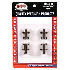 Atlas 518 HO Code 83 Bumpers 4 pieces