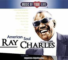 American Soul by Ray Charles (CD, Jul-2004, BCI Music (Brentwood Communication))