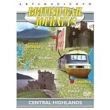 British Rail Journeys: Centralhighlands