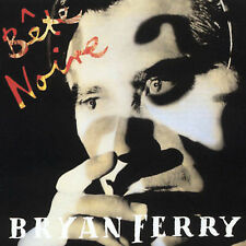 """Bryan Ferry """"Bete Noire"""" [Remaster] OOP CD Not Available On iTunes Roxy Music"""