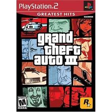 Grand Theft Auto III Greatest Hits (Sony PlayStation 2)