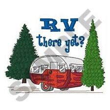 RV THERE YET NEW DESIGN SET OF 2 BATH HAND TOWELS EMBROIDERED BY LAURA