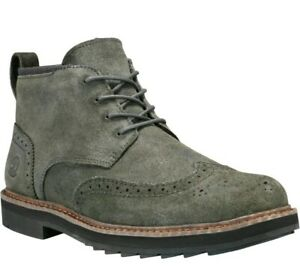 TIMBERLAND MEN'S SQUALL CANYON WATERPROOF CHUKKA BOOTS STYLE A1SV4 SIZE 13 M New