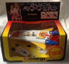 "CORGI DIE CAST Buck Rogers Star Fighter1363 ""Special Value"" -REDUCED"