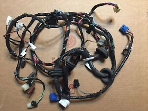 94 Nissan 240sx S14 OEM Driver Left LH & RH Power Door Wiring Harness