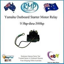 A Brand New Universal Yamaha Starter Relay 9.9hp-thru-300hp # R 68N-81940-00