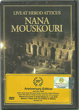 Nana Mouskouri: Live At Herod Atticus - 20th Anniversary Edition       DVD Box