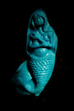 Mermaid K4-Flexible Push Silicone Mold-Candy Cookies Crafts Clay Cupcake Woman