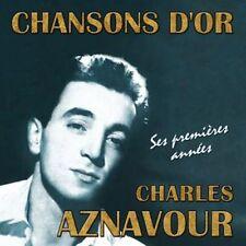 CD Chansons d'or : Charles Aznavour ses premières année