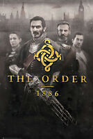 "THE ORDER 1886 - GAMING POSTER / PRINT (GAME COVER) (SIZE: 24"" x 36"")"