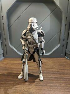 "Star wars sh figuarts 6"" custom clone airborne trooper"