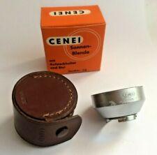 Cenei 24 mm metal lens hood