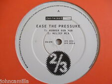 """2WO THIRD3 - EASE THE PRESSURE - 12"""" RECORD/VINYL - EPIC - XPR 2050 - UK - 1994"""