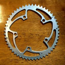 Stronglight 53t 130pcd Chainring Silver - NOS Retro Road