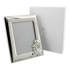 Disney Winnie the Pooh Silver Plated Photo Picture Frame