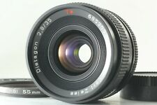 [N Mint] Contax Carl Zeiss Distagon T* 35mm f/2.8 MMJ C/Y Mount From Japan #38