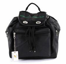 MANDARINA DUCK Utility Backpack M Rucksack Tasche Black Schwarz Neu