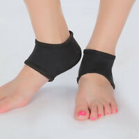 2x Foot Heel Ankle Wrap Pad Cushion Plantar Fasciitis Pain Relief Arch Support 1