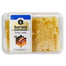 Buram 100% Pure, Gourmet Raw Honeycomb, 100% All-Natural, No Additives, No
