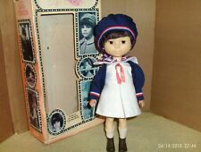 vintage 11 1/2 in. vinyl/ jointed Ideal doll -Little Miss Marker