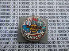 HARD ROCK CAFE ATLANTIC CITY 2006 - BOTTLE CAP - LIMITED EDITION SERIES PIN
