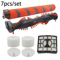 Brush Filter Sponge Kit Fit For Shark Rotator DuoClean Vacuum Cleaner Spare Part