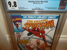 AMAZING SPIDER-MAN #426 - CGC 9.8 - NM/MT - Doctor Octopus