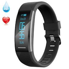 AGPTEK Fitness Tracker Smart Watch Waterproof Fitbit Style Heart Rate Monitor
