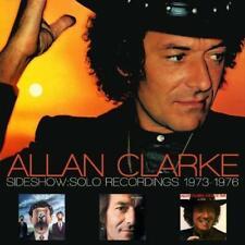 Allan Clarke - Sideshow Solo Recordings 1973-1976 (NEW CD)