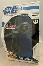 MISP Hasbro Star Wars PREVIEWS EXCLUSIVE TIE FIGHTER Legacy Collection Vehicle