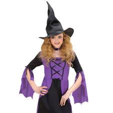 Children Witch's Hat Witches Halloween Sorceress Magierhut Black