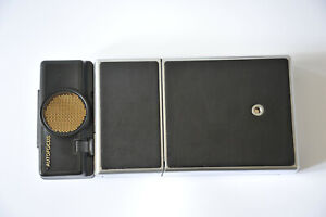 POLARIOD SX-70 Time Zero Film TESTED Land Camera AUTOFOCUS Sonar USA Made