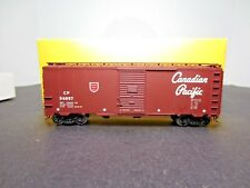 ACCURAIL 1529 CANADIAN PACIFIC 40' AAR STEEL BOXCAR