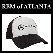 Genuine Mercedes Benz Herringbone/Cotton Hat Cap